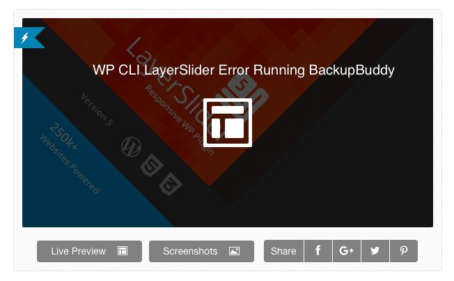 WP CLI Error Running BackupBuddy Backup
