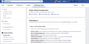 Facebook Instant Articles And PageFrog