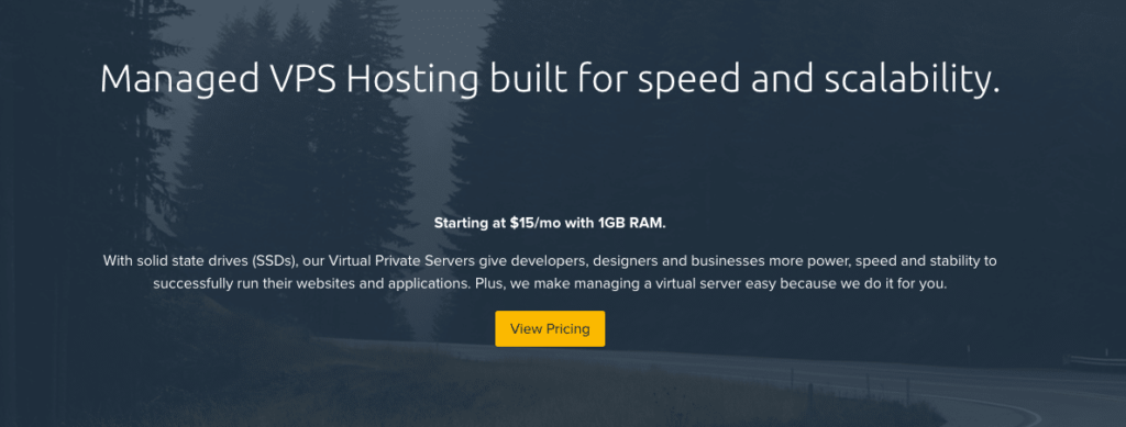 Dreamhost Managed VPS