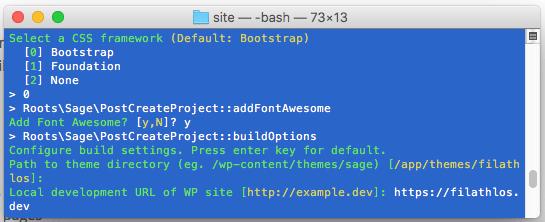 Select a CSS Framework