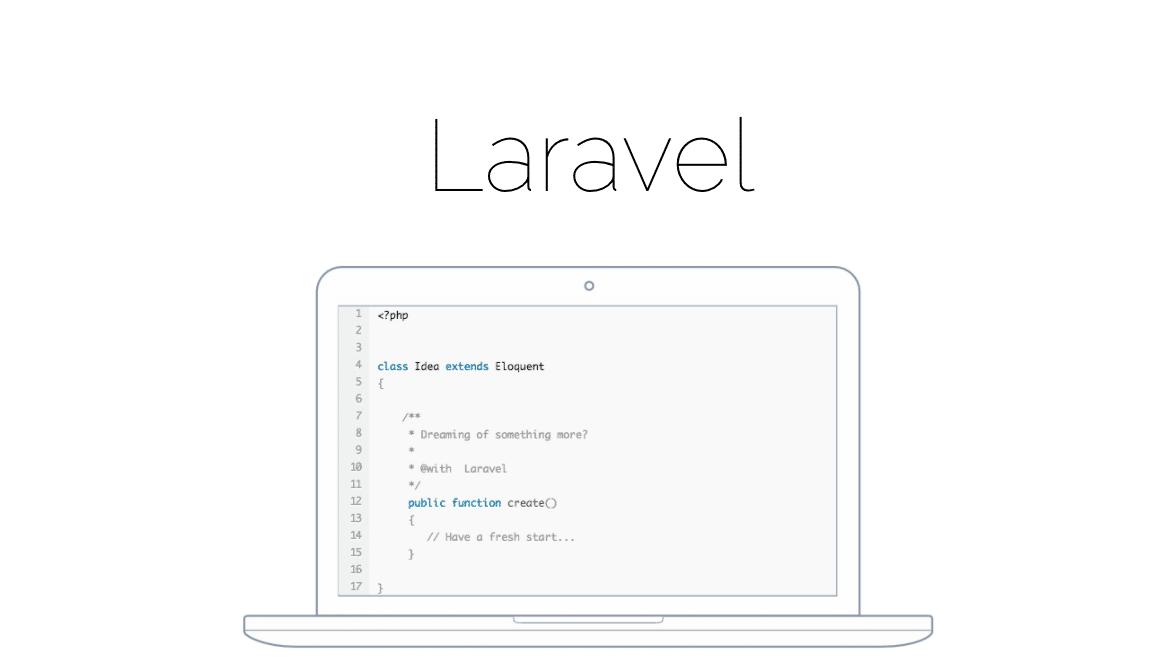 Laravel Basic App Setup