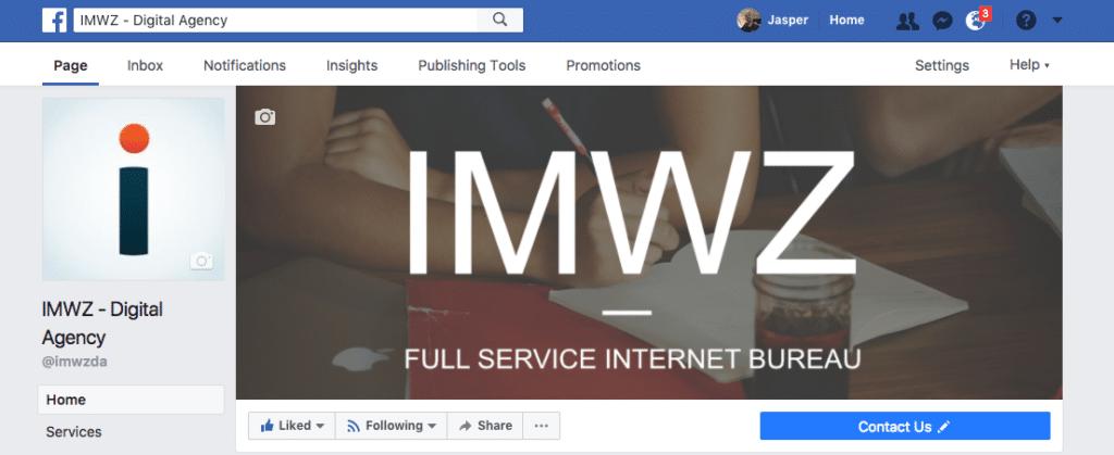 IMWZ Facebook