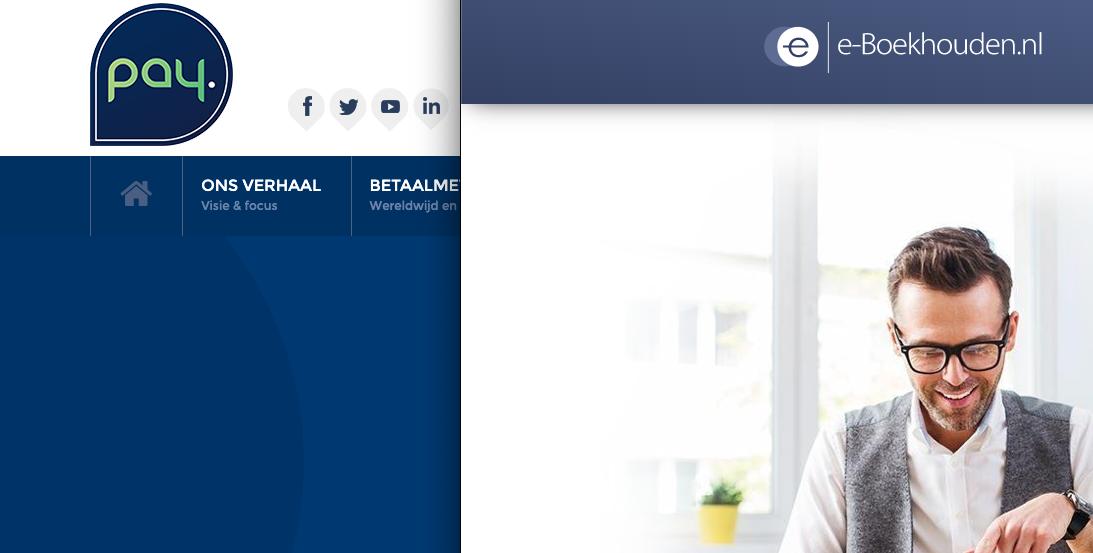 E-Boekhouden & Pay.nl